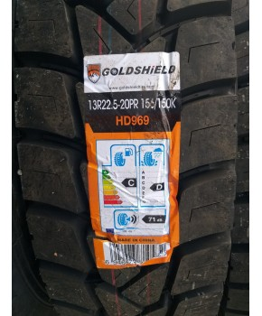 13r22.5 GOLDSHIELD 156/150K