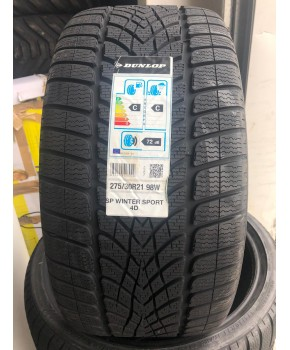 275/30 R21 Dunlop SP winter...